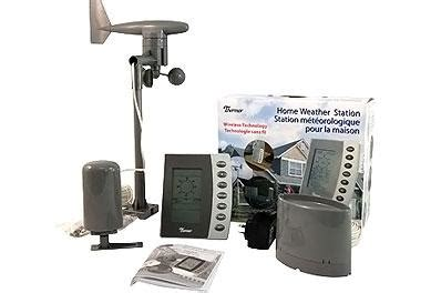thermor home wireless weather station wind sensor