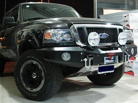 prerunner ranger bumper ford ranger bumpers off road new south american winch