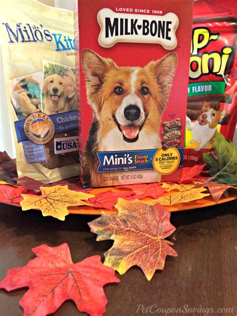 diy thanksgiving doggy treat bags free treat giveaway treatthepups - Dog Giveaway