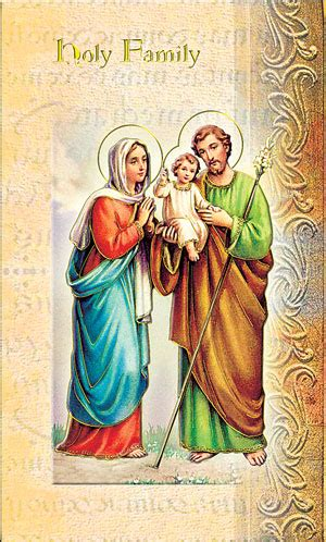 Holy Family Cards - object moved