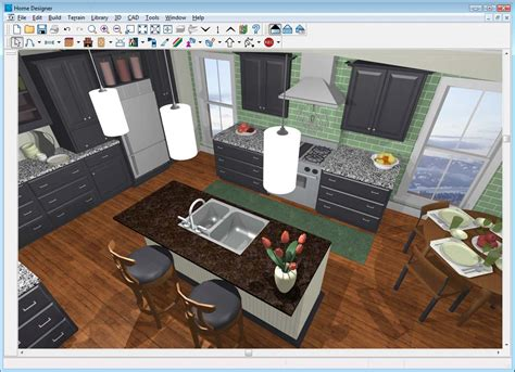 Kitchen Interior Design Software by Home Design 3d Software Free Download