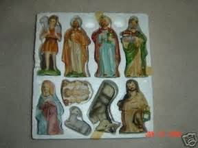 home interior nativity set homco home interior nativity set 1970 s 9 pcs vintage