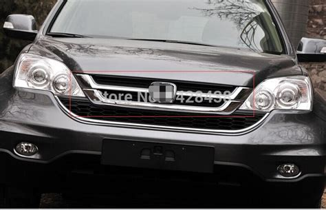 Spion Honda Crv 2008 1pc 2 buy oem factory style chrome front grille grill honda crv cr v 2007 2008 2009 1pc at aliexpress
