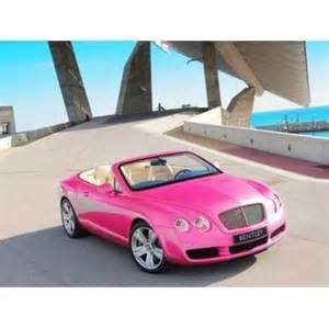 Tammy With A Purple Bentley Pink Cars Are For Only Cars Rides