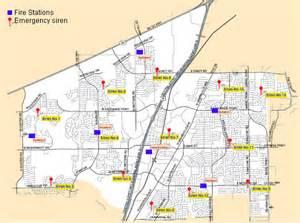 station siren map allen tx official website