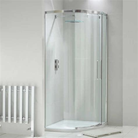 Single Door Shower Enclosure Aquaglass Luxury 8mm Single Door Quadrant Shower Enclosure Sanctuary Bathrooms