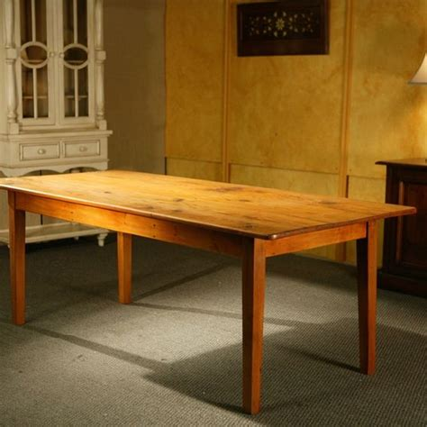 harvest dining room table handmade cottage style harvest dining room table with