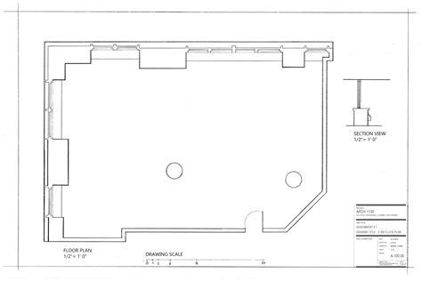 technical floor plan floor plan v305 e portfolio