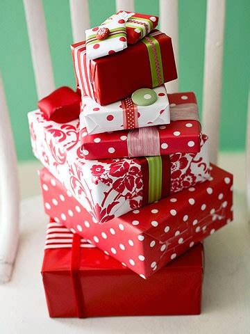 inspirational christmas gift inspirational gift wrapping ideas the organised