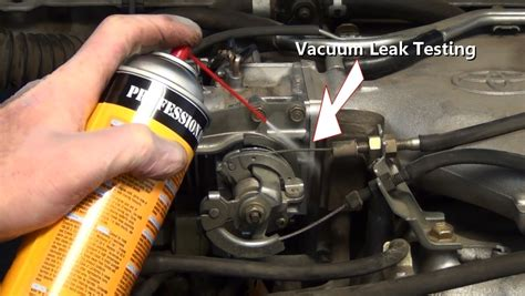 What Is A Vaccum Leak top end performance knowledge center