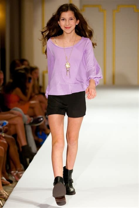 fashion design for tweens fun purple shirt with black shorts teen tween fashion