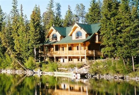 Michigan Cabin Builders by Log Cabin Homes Michigan Log Homes With Basements