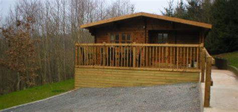trefaldu fishery log cabin accommodation
