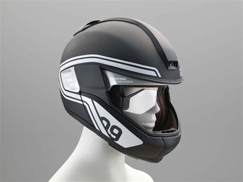 Motorrad Helm Mit Hud by Bmw Developing Hud Motorcycle Helmet
