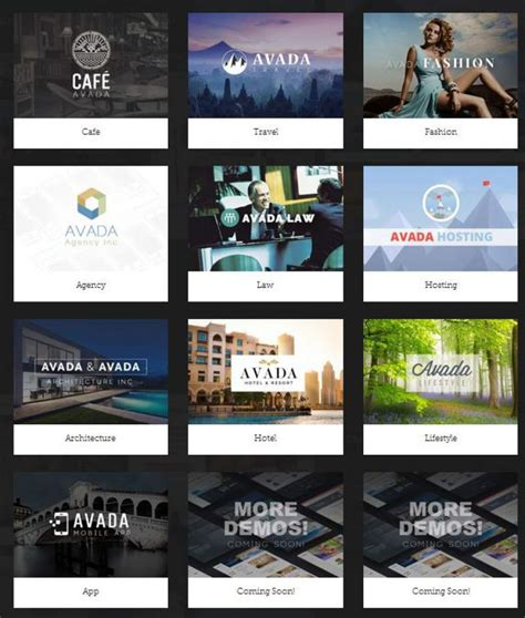 avada theme hotel unlimited possibilities with avada wordpress theme