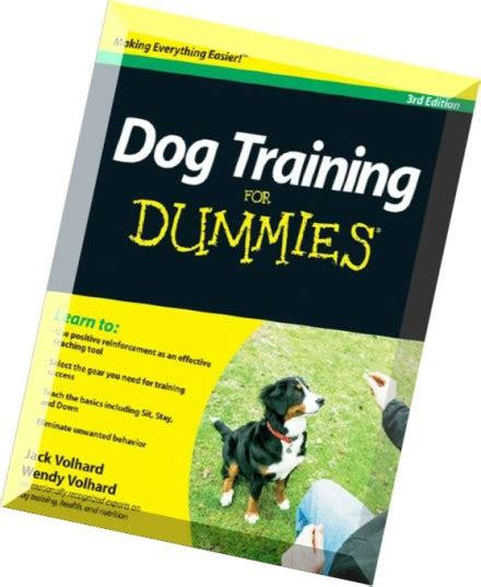 puppy for dummies for dummies 3rd edition pdf magazine