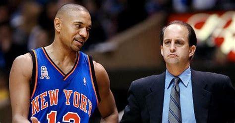 mark jackson new york knicks coach new coach knicks reach out to jeff van gundy mark