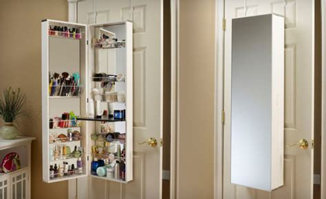 over the door beauty armoire 139 for an over the door beauty armoire with full length