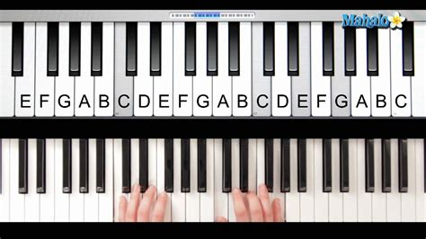 how to play quot skidamarink quot on piano chords chordify