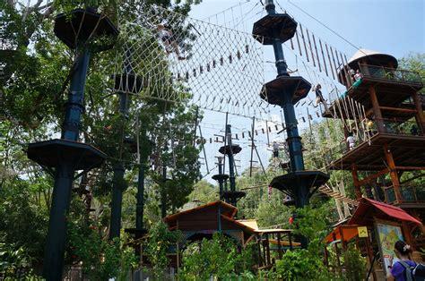 theme park penang ashley hor soek ting penang escape theme park