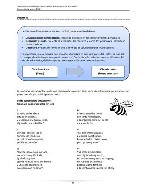 Desarrollo De Habilidades Comunicativas Cuadernillo De | cuadernillo de apoyo 2012 desarrollo de habilidades
