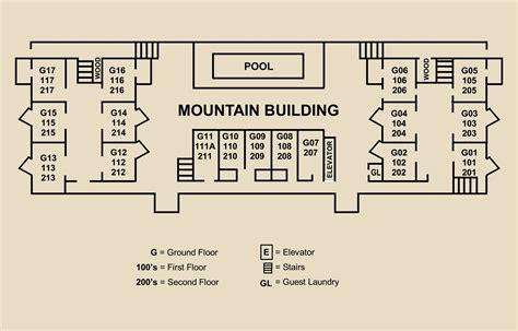 mountain building diagram gallery lift west condominiums