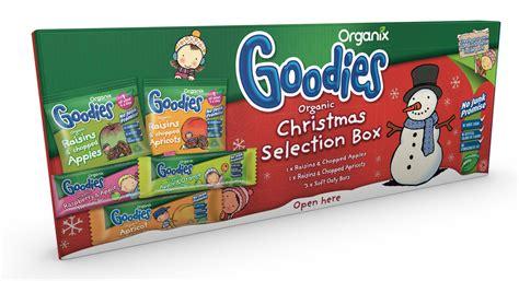 Win A Selection Of Organix Goodies by Ho Ho Ho An Organix Goodies Selection Box To Give Away