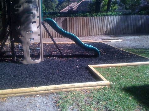 Landscape Timbers Playground Project Traditional Landscape Orlando By