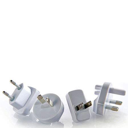 Capdase Power Kit Atom Europe capdase world travel adaptor power kit apple iphone ipod