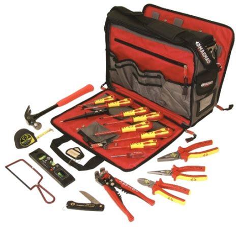 Ck Ashara Set Pouch electrician s premium tool kit uk carl kammerling international