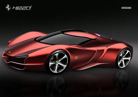 Ferrari Xezri Concept by Ferrari Xezri Concept Car Interior Design