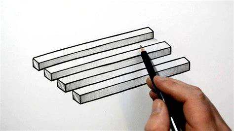 how to make 3d illusion simple optical illusions www pixshark com images