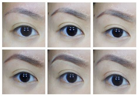 tutorial eyeliner pensil wardah 17 best images about natural looking brows on pinterest