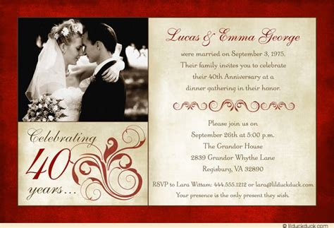 Wedding Anniversary Invitation Template Free Golden Anniversary Invitation Templates