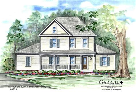 house plans farmhouse garrell associates inc sullivan house plan 04325