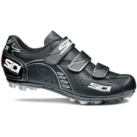 sidi mega mountain bike shoes sidi bullet 2 mesh mega mtb shoes s at rei