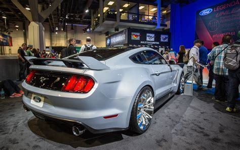 Guide De L Auto 2015 Mustang by Mustang 2015