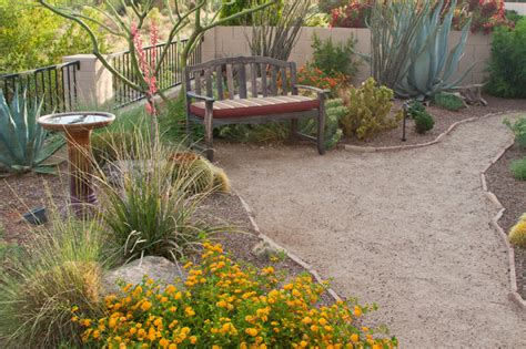 southwest backyard designs southwest style southwestern landscape phoenix by