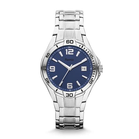 Mens Blue Dial Sports Watch   Power Sales   Product Catalog