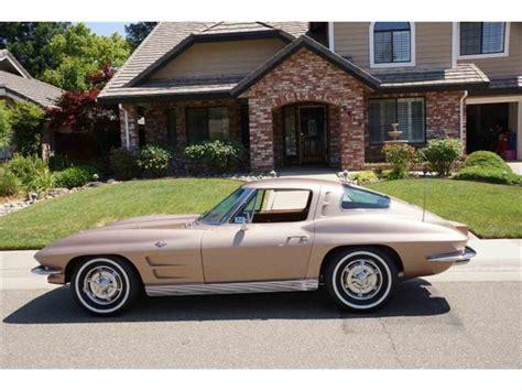 1963 chevrolet corvette split window 1963 chevrolet corvette split window for sale