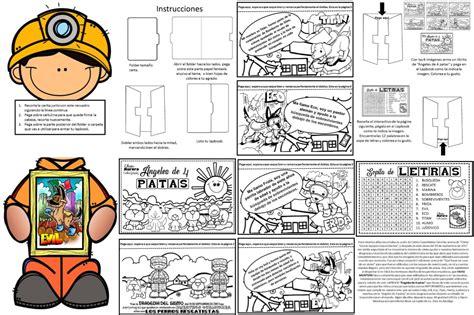 actividades de la revoluci 243 n mexicana material educativo fabuloso cuadernillo de actividades para fabuloso material