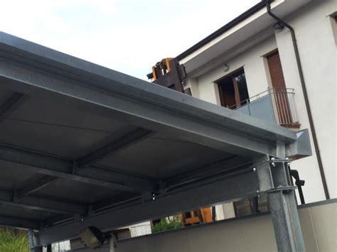 tettoie in ferro zincato tettoia in ferro zincato u with tettoia ferro