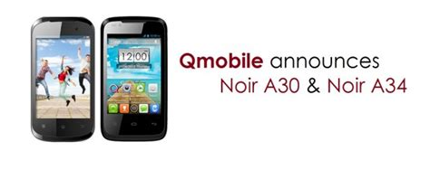 themes for qmobile noir a34 qmobile noir a34 smartphone user review with price