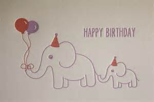 elephant birthday cards happy birthday elephants elephant birthday greeting card