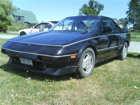 1987 Toyota Mr2 1987 Toyota Mr2 Pictures Cargurus