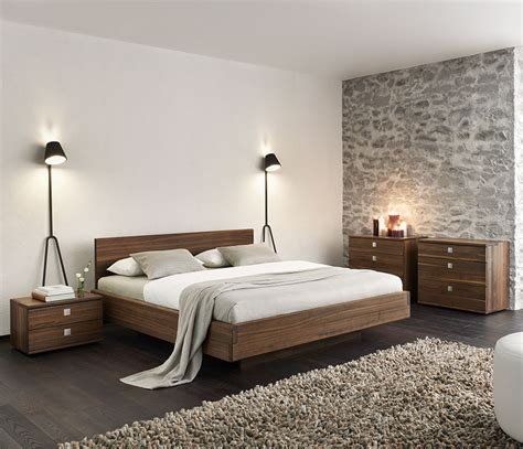 pictures of beds luxury solid wood beds team 7 nox wharfside bedroom