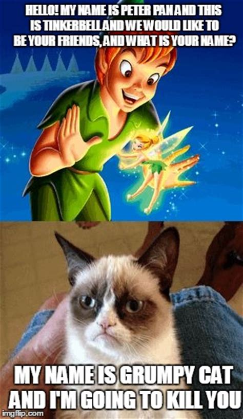 Pete Cbell Meme - grumpy cat does not believe meme imgflip
