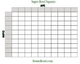 Office Football Pool 25 Squares Printable Superbowl Squares Gameshacksfree