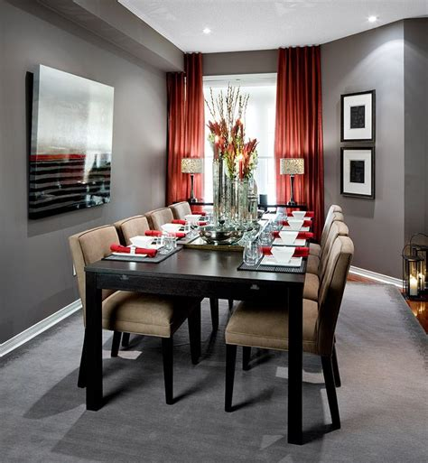 dining room designs best 25 contemporary dining rooms ideas on