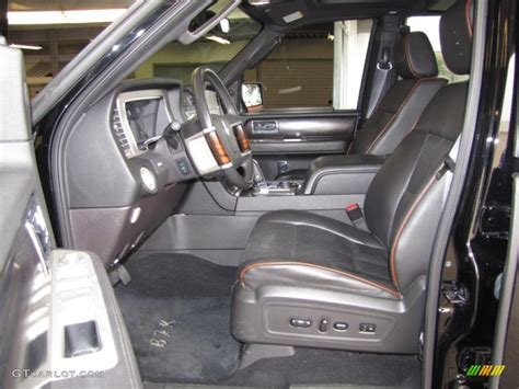 2007 Lincoln Navigator Interior by Charcoal Caramel Interior 2007 Lincoln Navigator Ultimate